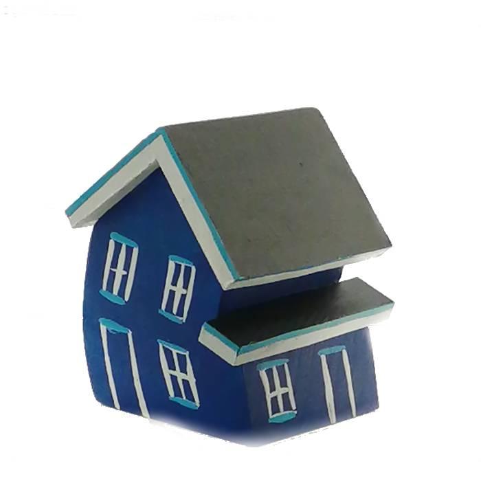 Maison  (bleu-marine)