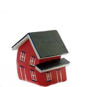 Maison  (rouge)