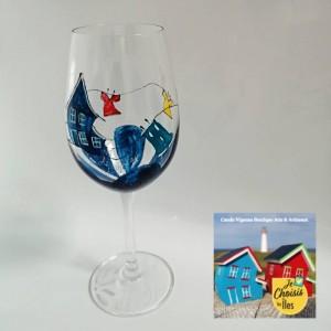 Verre à vin blanc