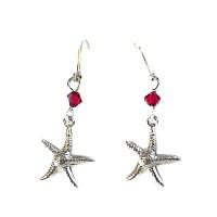 Boucles d 'oreilles Étoile